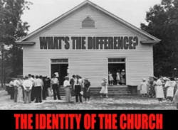 The Identity of The Church