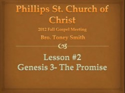 Genesis 3 - The Promise