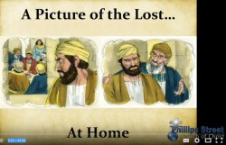 A Picture of the Lost At Home