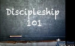 Discipleship & My Bible - Part 1