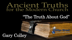 The Truth About God - Gary Colley