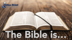 The Bible Is...