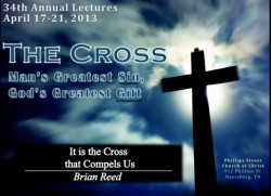 It Is The Cross That Compels Us