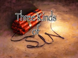Three Kinds Of Sin