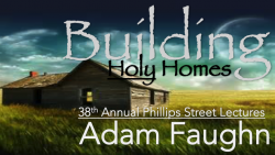 What's it Going to Look Like?- God's Blueprint for the Home